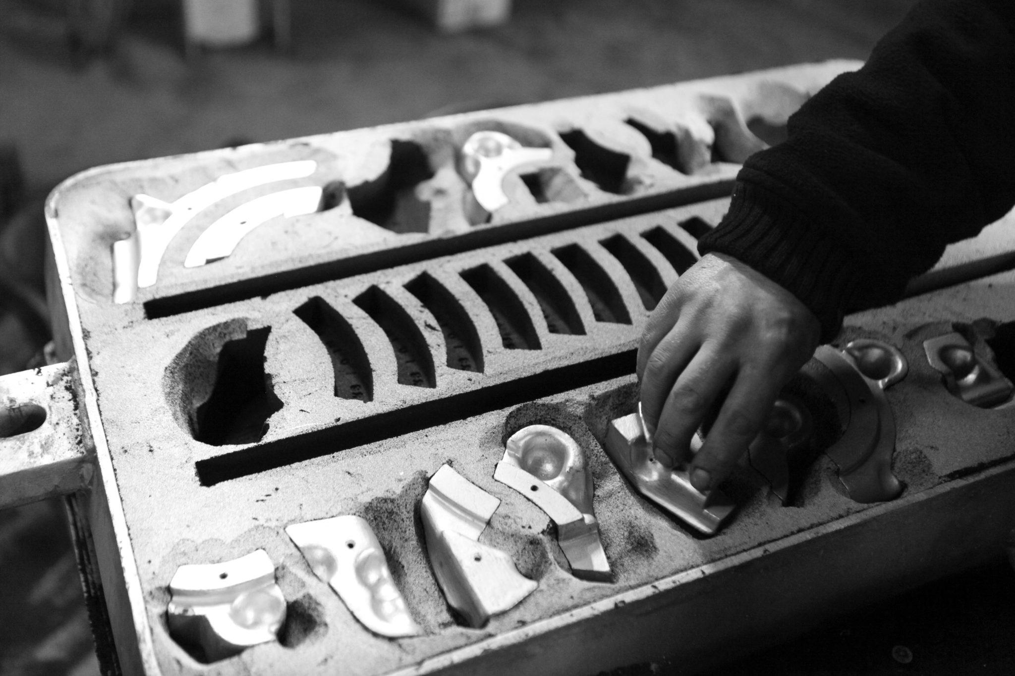 Industriels – Fonderie l'Hullier